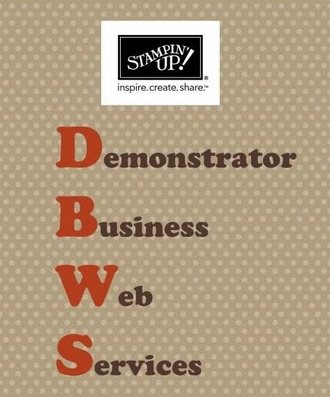 Meine DBWS-Seite direkt bei Stampin' Up!