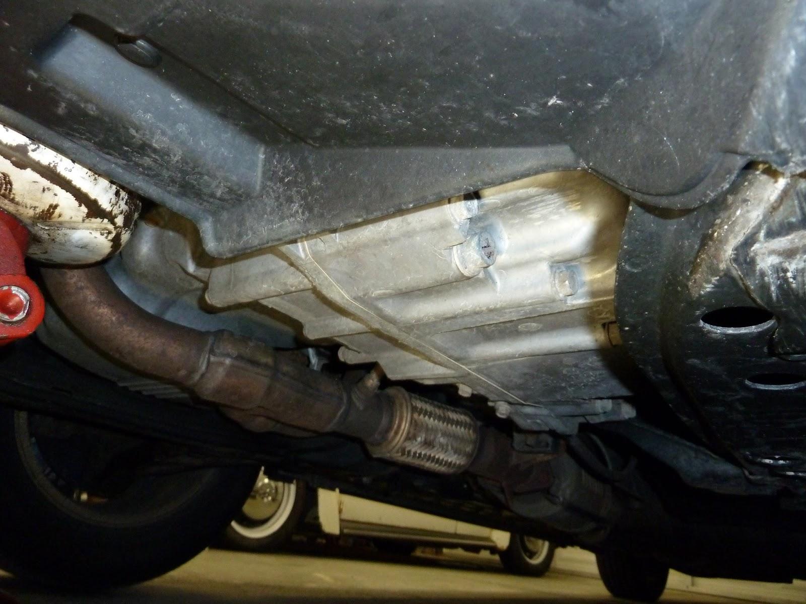 The bug boys the honda odysseys transmission filter they for Honda odyssey transmission fluid change