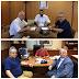 Γεροβασίλη, Κρέτσο και Κουίκ συνάντησαν Πρόεδρος και Αντιπρόεδρος της ΕΙΕΤ