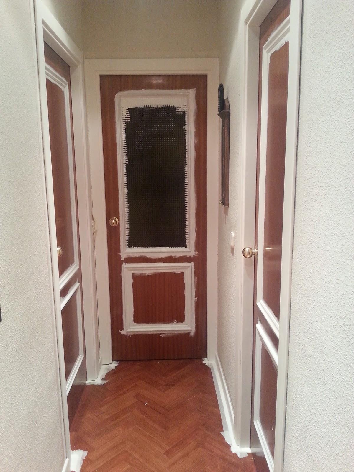 Pintar puertas barnizadas sin lijar materiales de - Pintar puertas de madera sin lijar ...