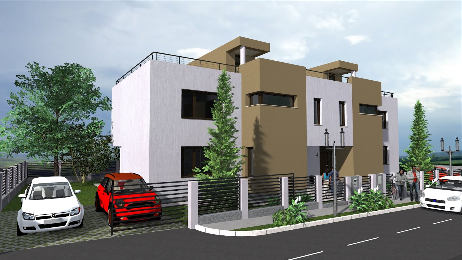 MODERN HOUSE RESIDENCE IASI