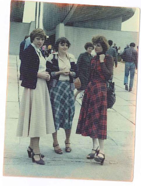 vintage style: my mom