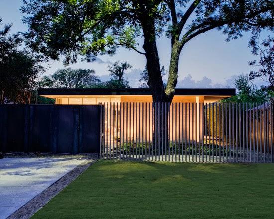 desain pagar rumah minimalis terkini