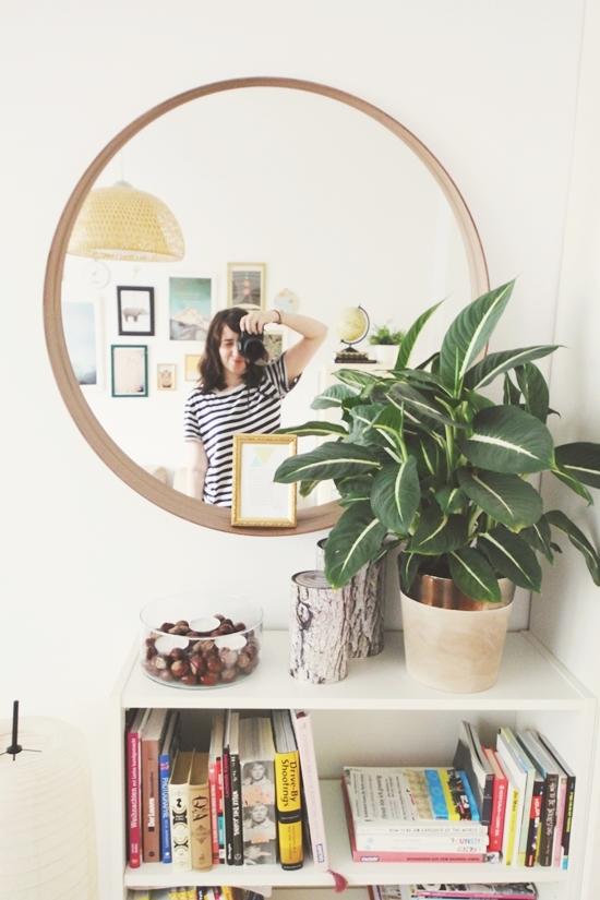 magnoliaelectric Wohnzimmer Makeover