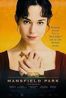 "Patrizi Rozema, film ""Mansfield Park"", Frances O'Connor, Jonny Lee Miller"