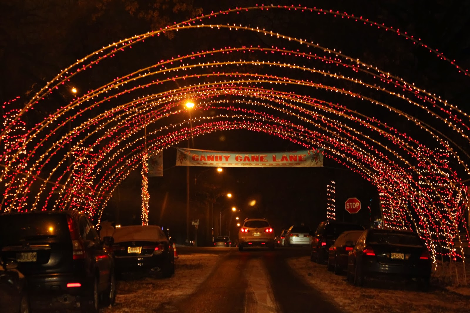 Christmas Lights In St. Louis Hills: Candy Cane Lane, Angel Avenue And  Snowflake Street