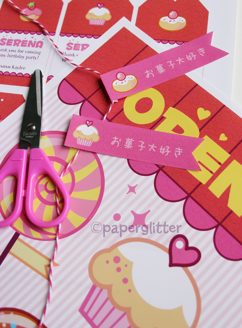 Hello Kitty Birthday Party The Details