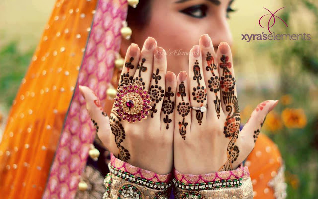 Latest Mehndi Design Of 2013