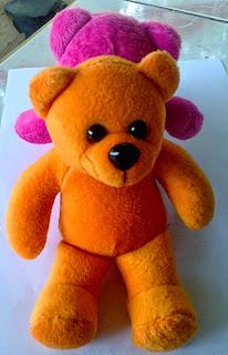 boneka Teddy bearnya 5000