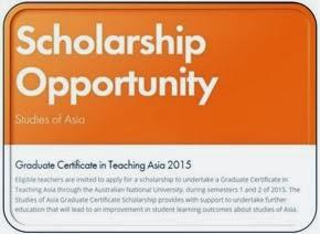 Scholarship 2015