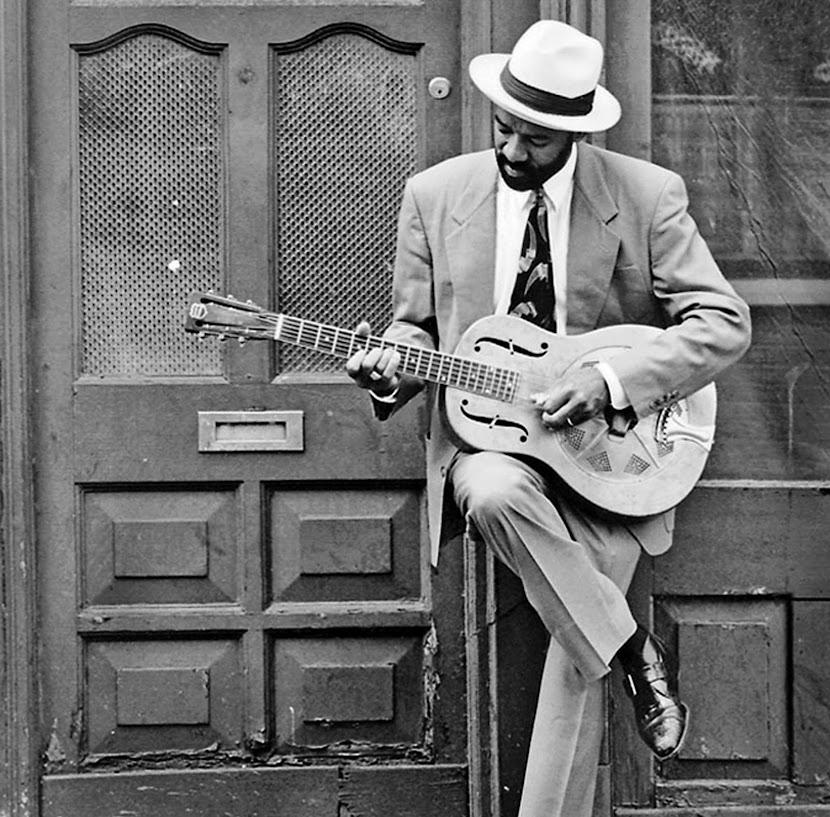 MICHAEL ROACH Piedmont Blues