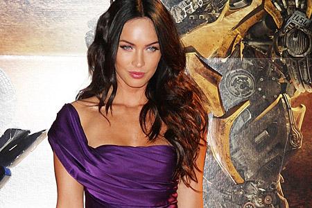 megan fox makeup transformers 2. makeup Megan Fox quot;almost