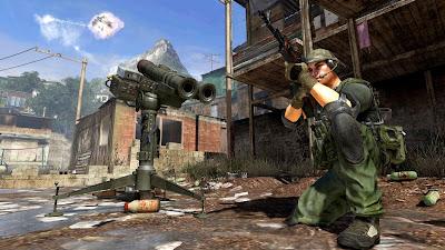 Call of Duty Online открытый альфа тест