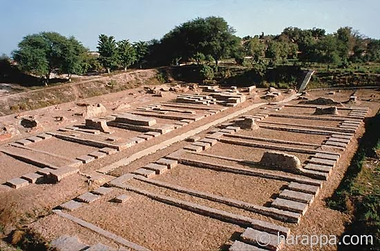 Ancient City Found in India, Irradiated from Atomic Blast