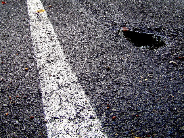 Pothole Season: A Tire's Worst Enemy