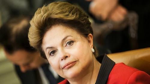 Dilma quase morre em pouso forçado!