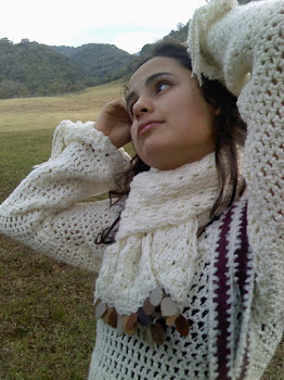 Bufanda y sweter Warmi