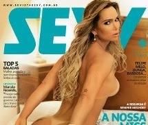 Eliana Amaral Revista Sexy