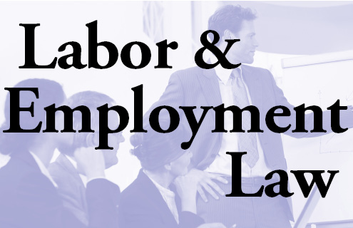labour and employment law Osler's employment and labour department delivers clear, practical and results-oriented legal advice on all aspects of employment and labour law.