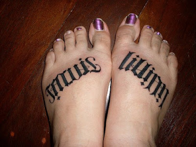 Name Tattoo Designs
