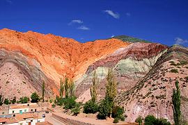 CERRO 7 COLORES (Pcia JUJUY) ARGENTINA