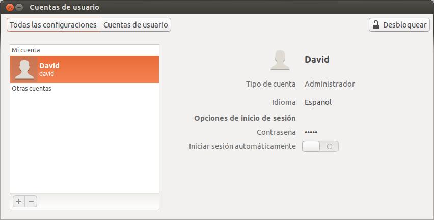 Crear un usuario nuevo en Ubuntu 13.04, cuenta administrador ubuntu, iniciar sesion invitado ubuntu