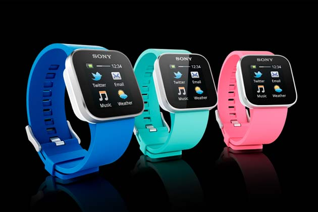 Sony Smart Watch Phone Models