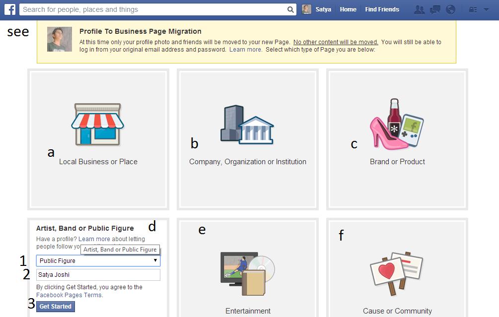convert-profile-into-facebook-page