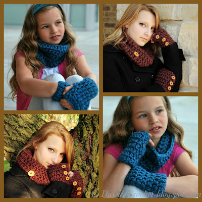 free crochet cowl pattern 1