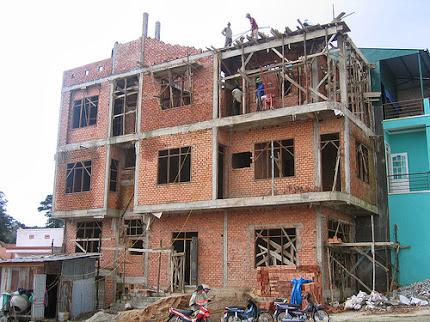 Những sai lầm thường gặp khi bắt đầu xây nhà