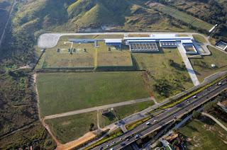 Centro Nacional de Tiro Esportivo - Complexo Deodoro