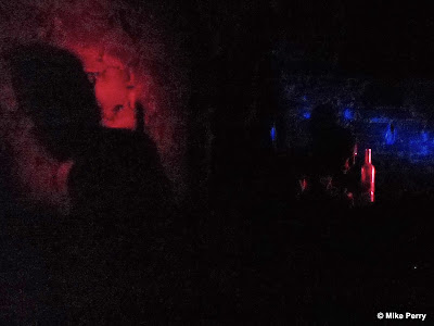 Ghostly cell at Bodmin Jail