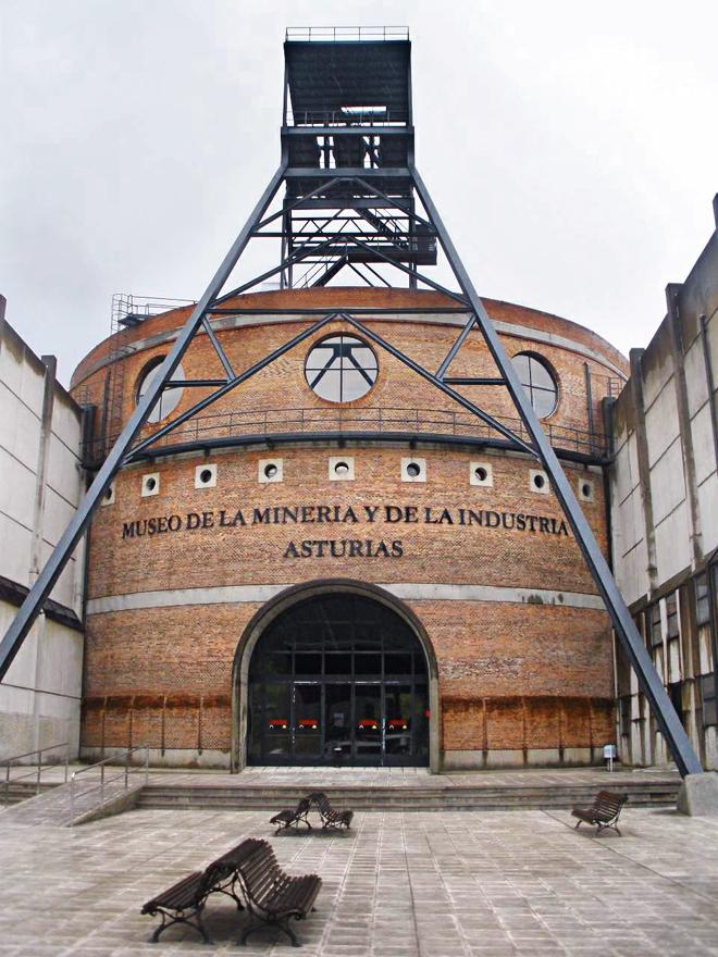 Museo Mineria MUMI
