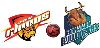 Live | Chennai Rhinos Vs Karnataka Bulldozers | Bangalore Full CCL Cricket Match Live 02-02-2014