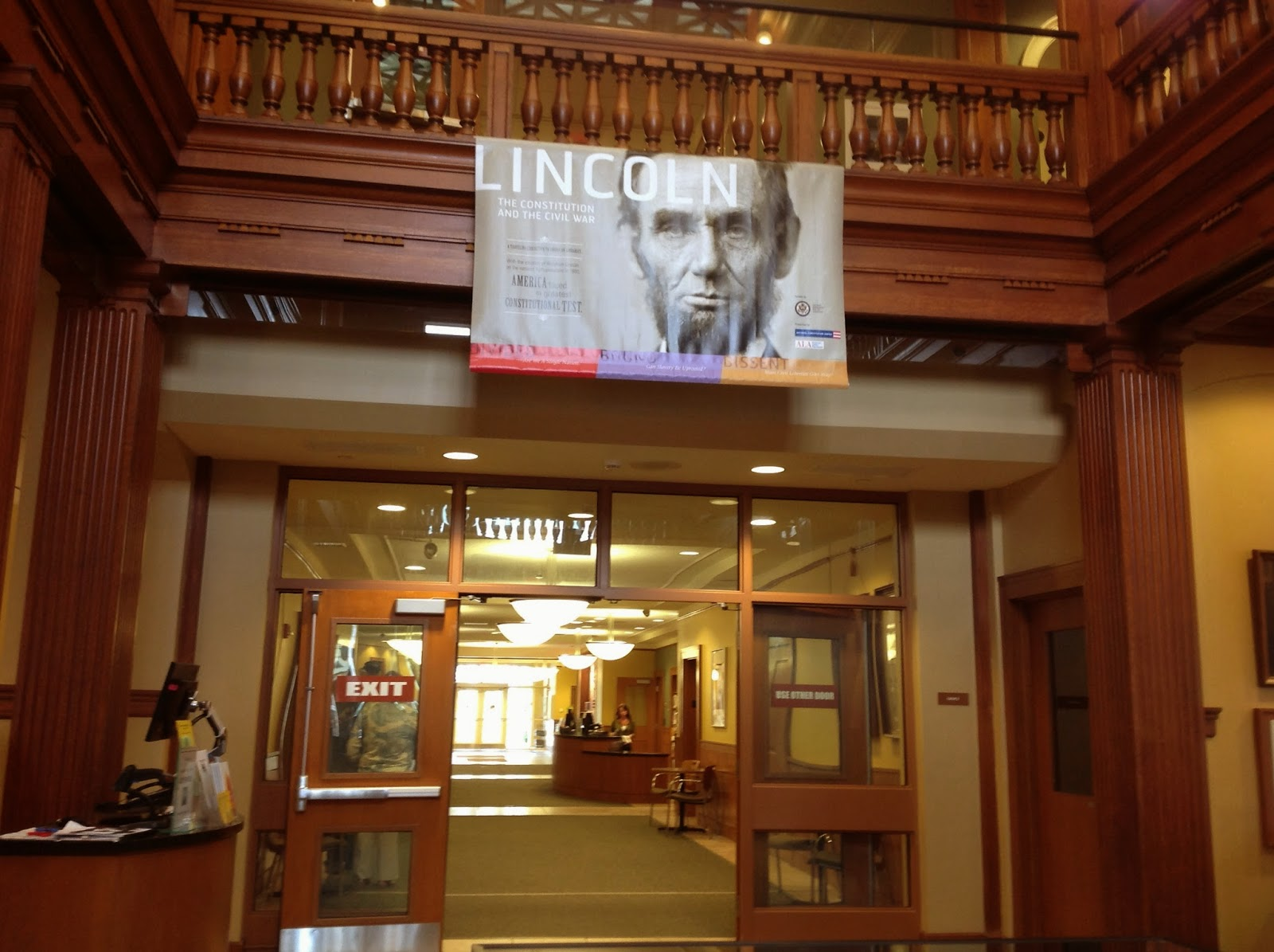Life From The Roots: Leominster Public Library, Leominster ...