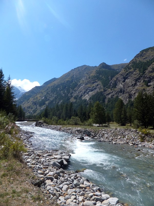 Aoste Aosta Italie Grand Paradis Gran Paradiso cogne valnontey