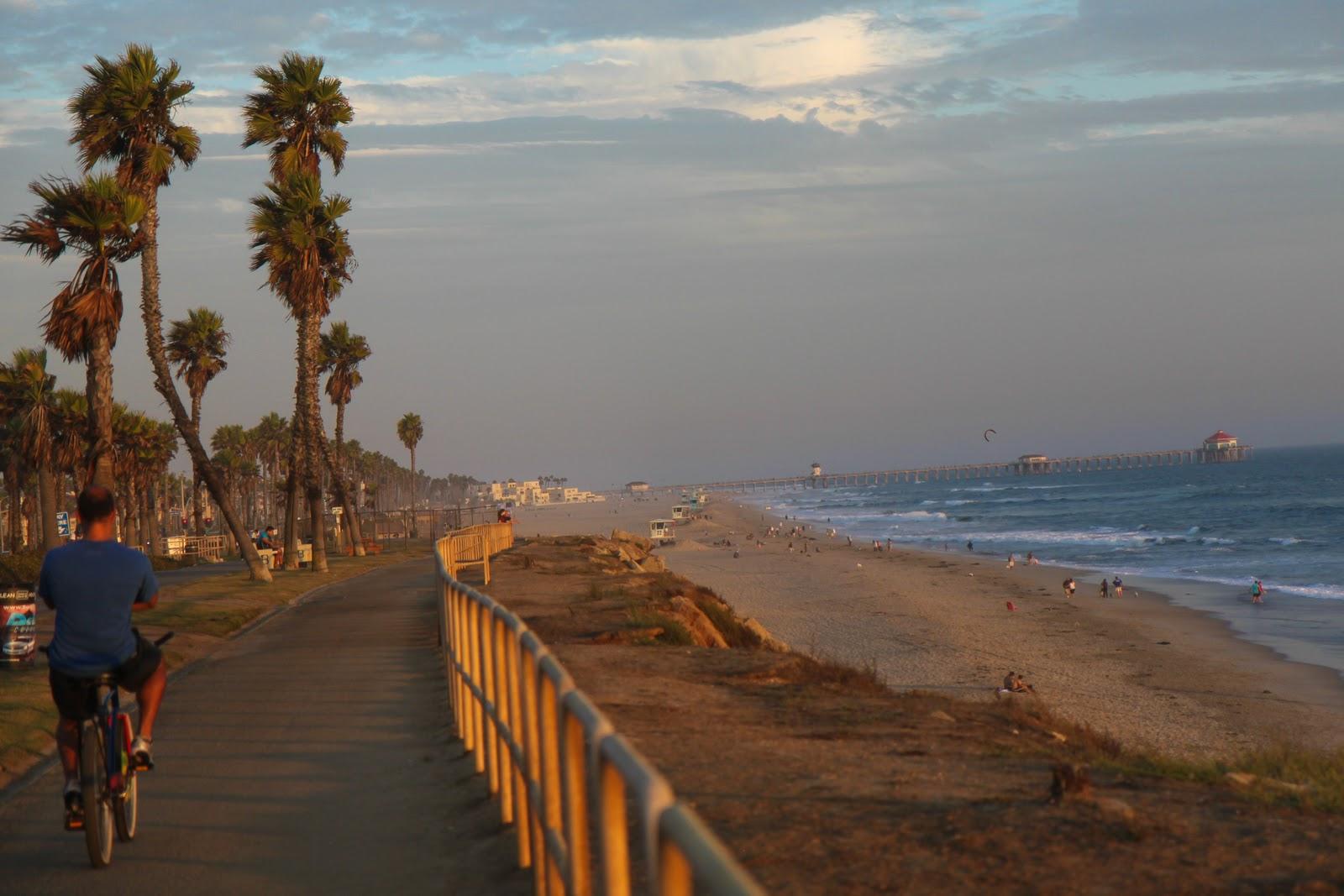 La To Huntington Beach Distance