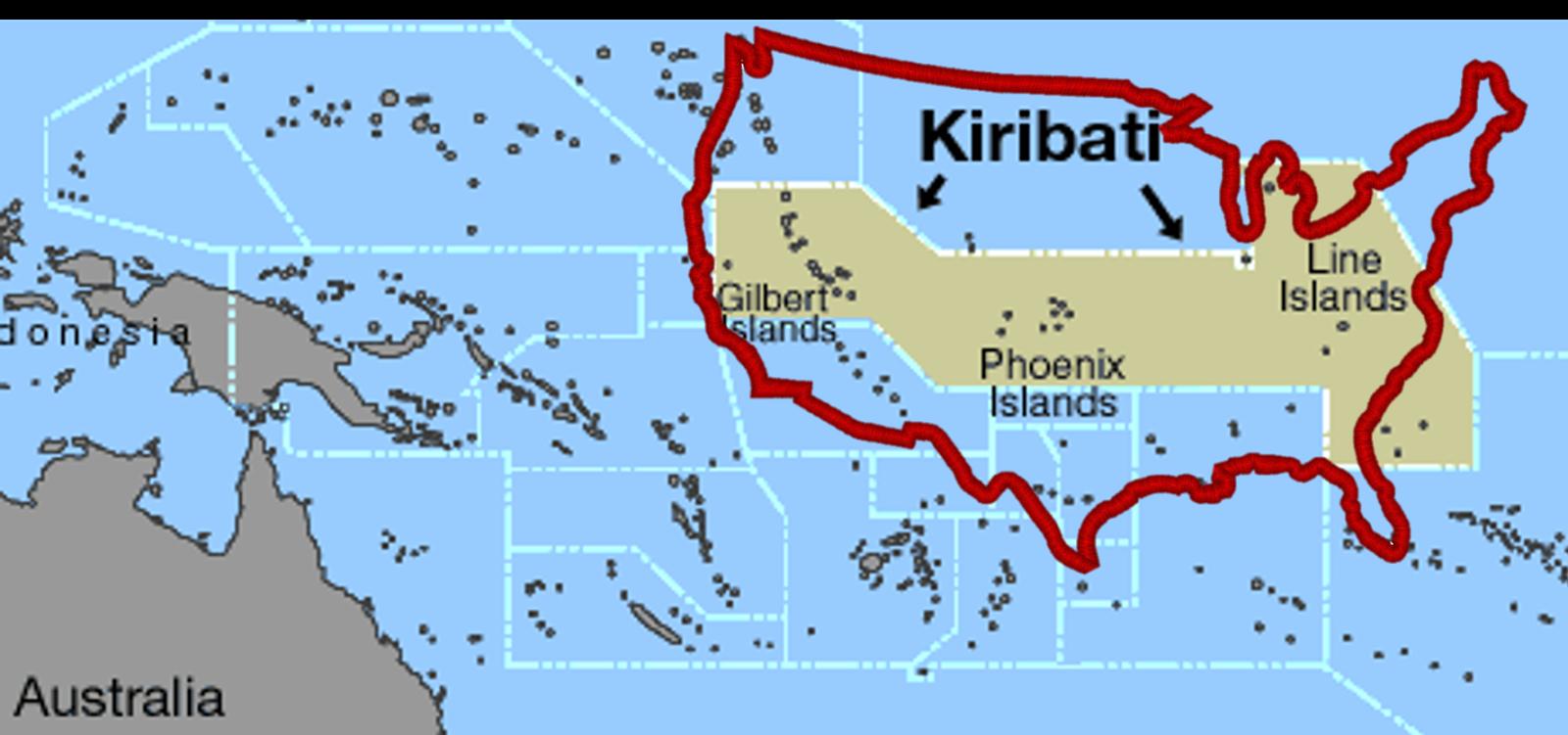 Bill's Excellent Adventures: Kiribati