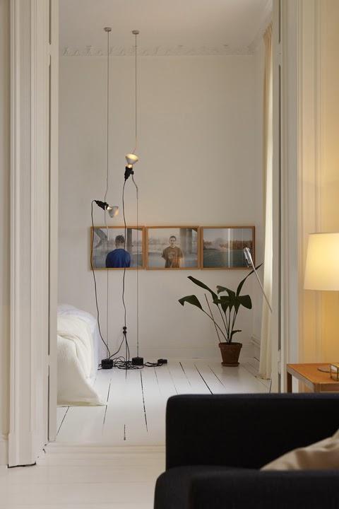 Un apartamento en estocolmo con toques parisinos etxekodeco - Apartamentos en estocolmo ...
