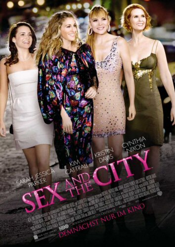 Sex and the city movie fashion show