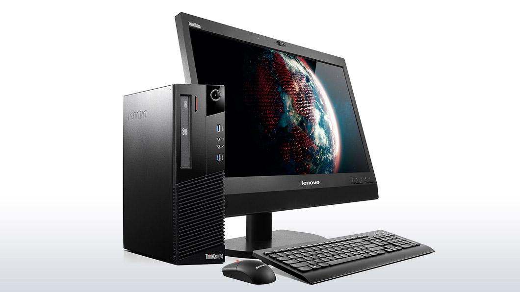 Lenovo ThinkCentre M83 and ThinkCentre E63z Desktop PCs screenshot 1