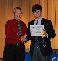 Montgomery Catholic Honors Students at High School Academic Awards Ceremony 1