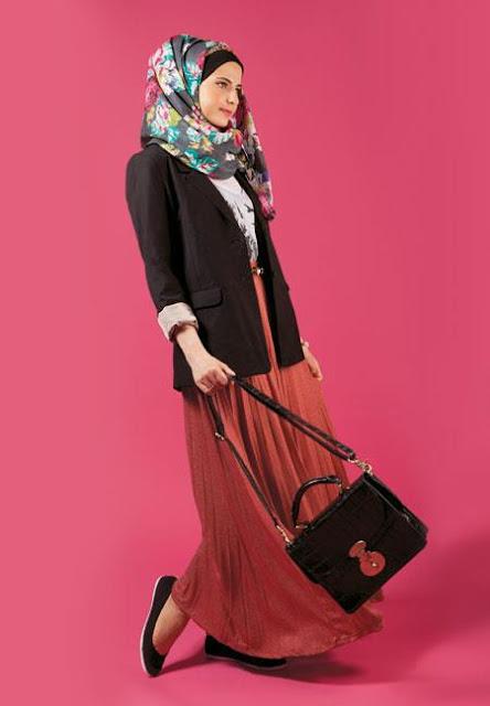 Hijab Égypte, mode hijab en Égypte les tendances