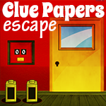 Games4King Clue Papers Escape Walkthrough