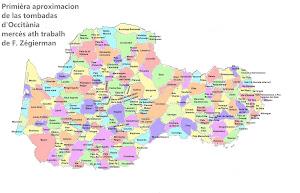 Mapa d'Occitània