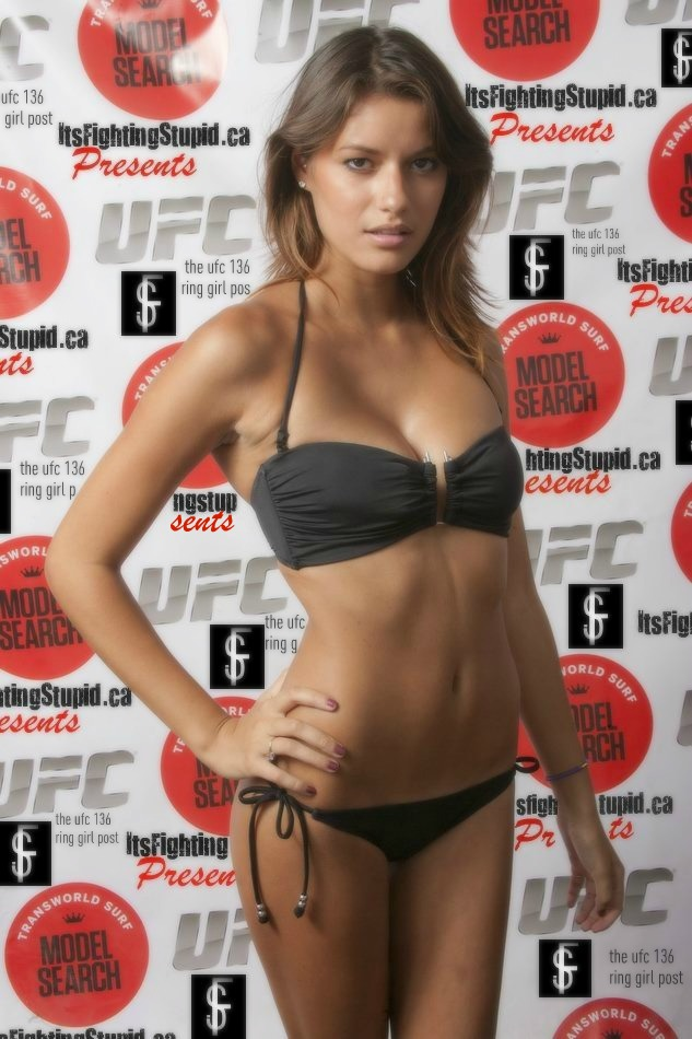 Brilliant idea Nude mma ring girls agree, your