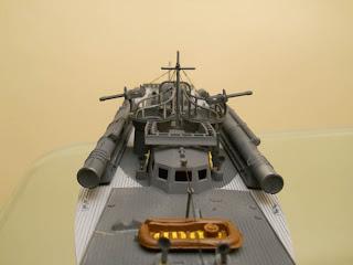 modelismo naval en plastico de la segunda guerra mundial