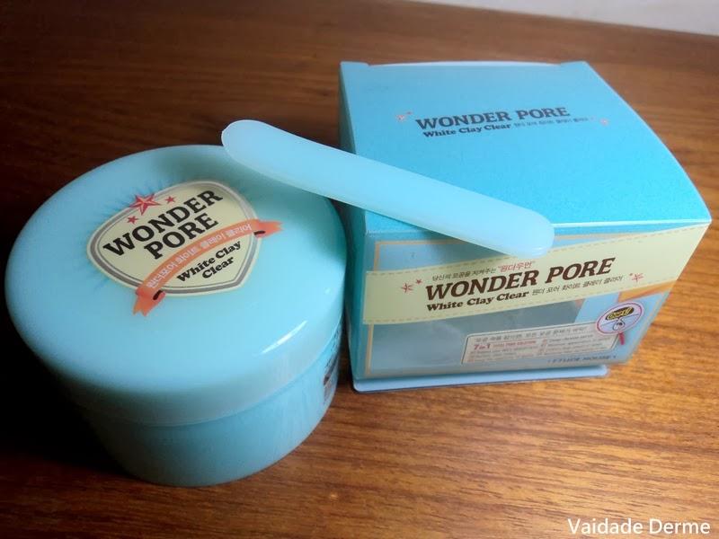 Wonder Pore White Clay Clear da Etude House