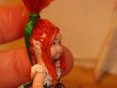 Кукла из пластики