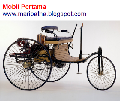 Siapakah pembuat mobil pertama